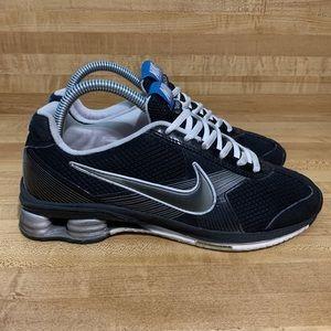 Nike Shox Zip Diamond Flx Training Shoes Size 7